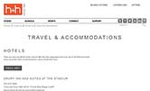 Travel & Accommodations