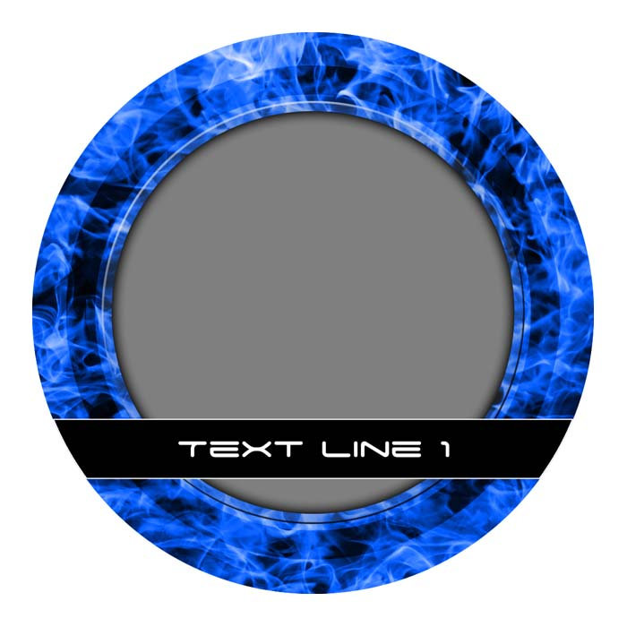 Blue Fire (w/text)