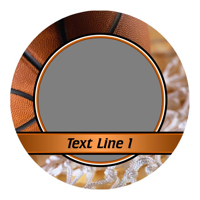 Basketball (w/text)