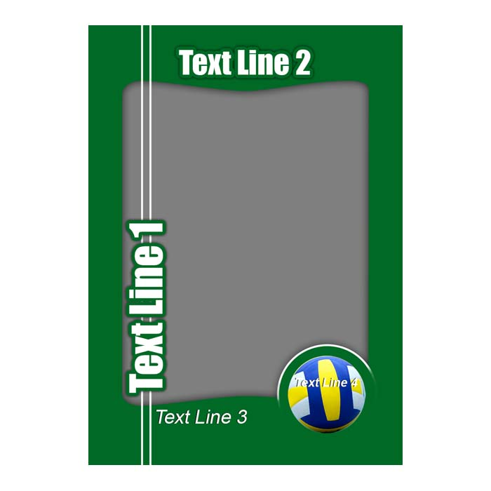 Volleyball (green)