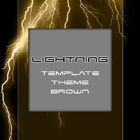 Lightning-Brown