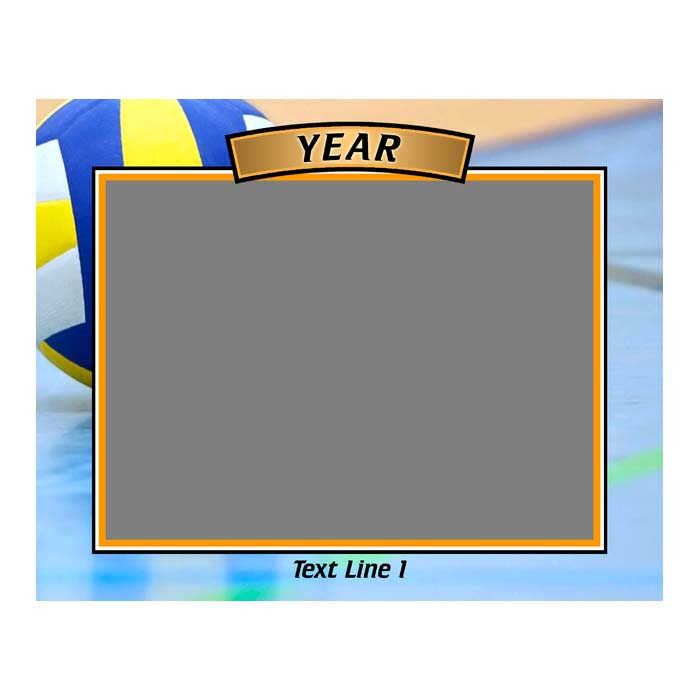Volleyball Product Templates H Amp H Color Lab