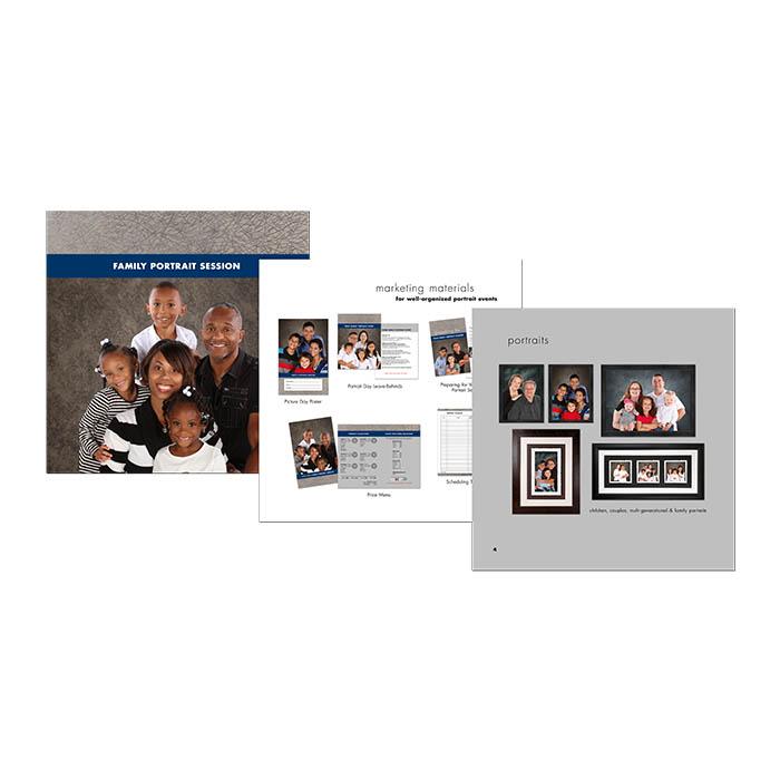 Studio Lighting Program: Family Portrait Photography Program Details