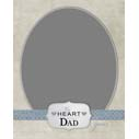 My Heart (Dad) - 8x10