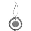 Pewter Wreath Ornament