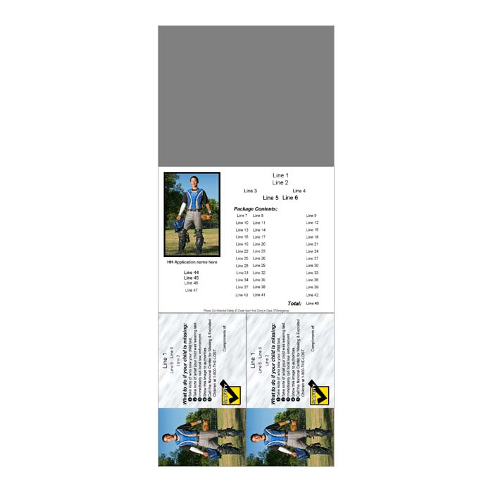 Safety ID and Package Insert