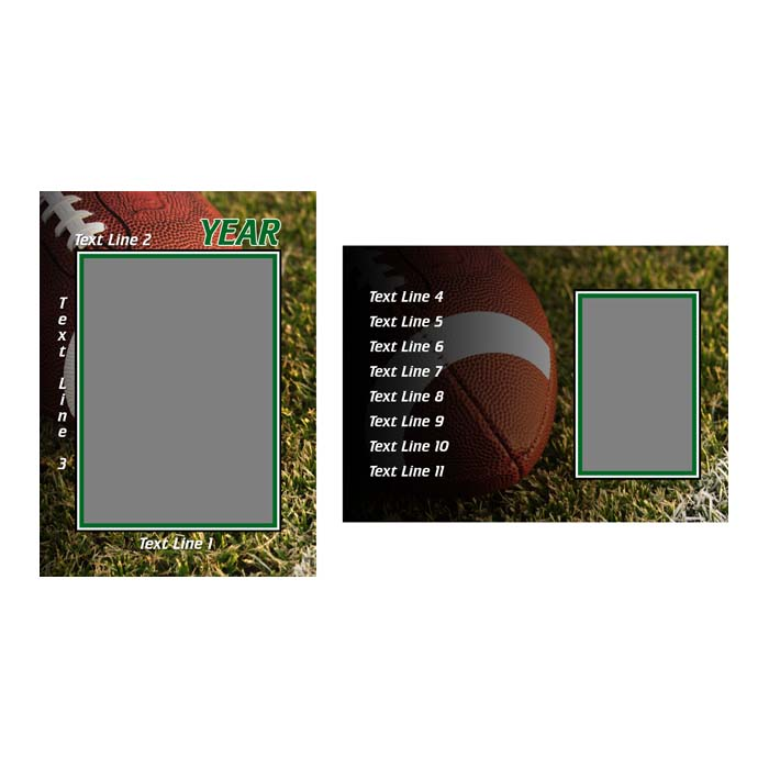 football product templates