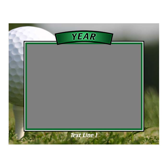 golf product templates