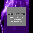 Lightning-Purple