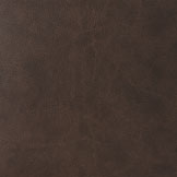 Faux Full Grain Leather - Distressed Brown