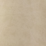 Faux Full Grain Leather - Ivory