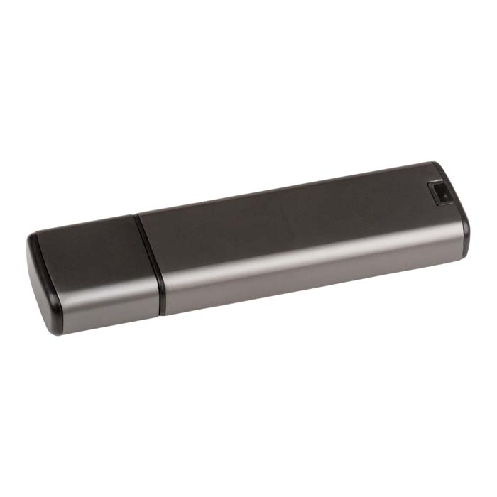 Metal USB Drive-Pewter