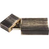 Wood USB Drive-Black
