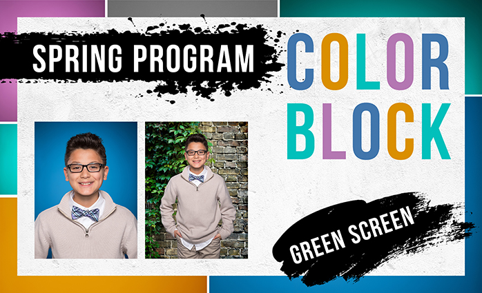 Color Block GS Spring Program