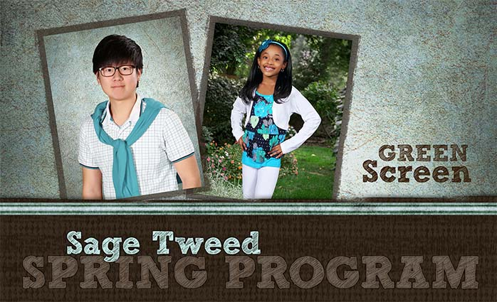 Sage Tweed GS Spring Program