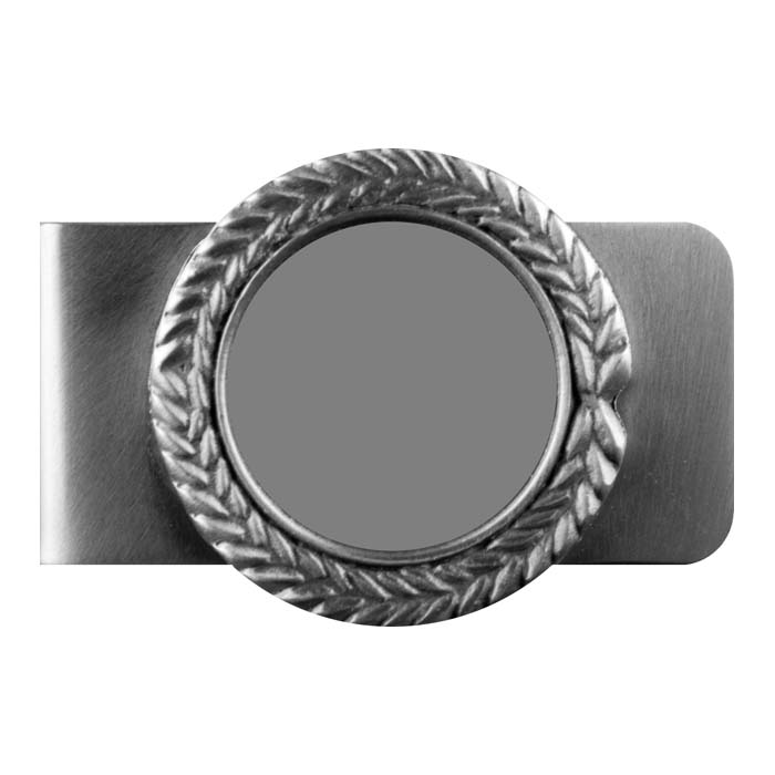 Pewter Money Clip